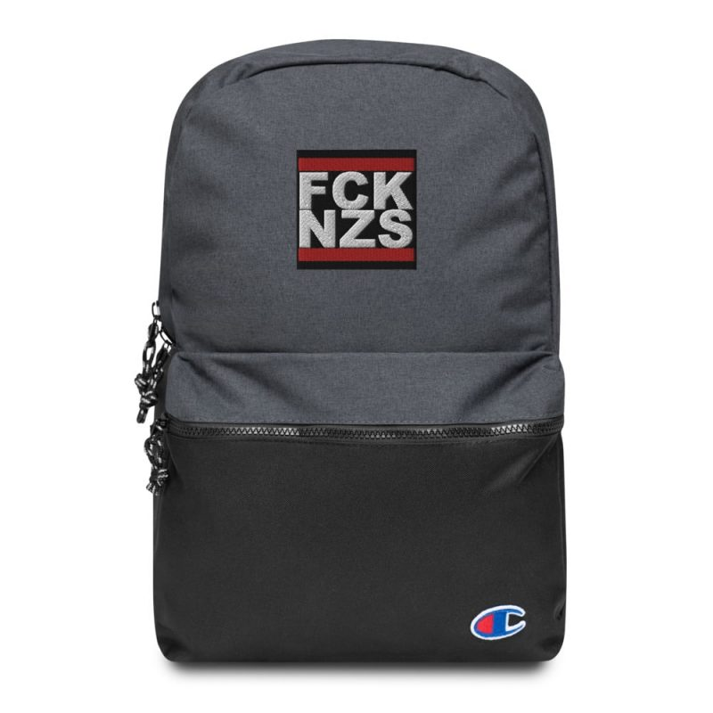 FCK NZS Embroidered Champion Backpack