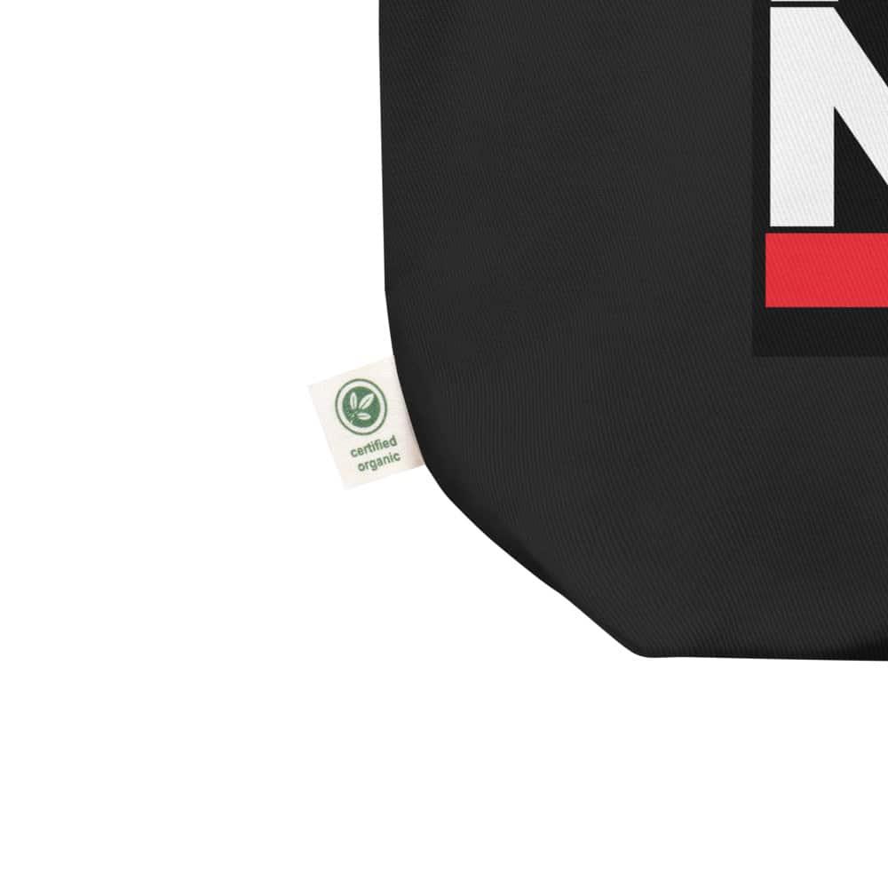 FCK NZS organic cotton tote bag