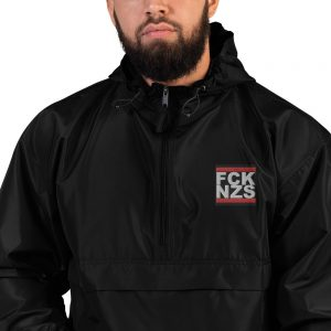 FCK NZS Embroidered Champion Packable Jacket