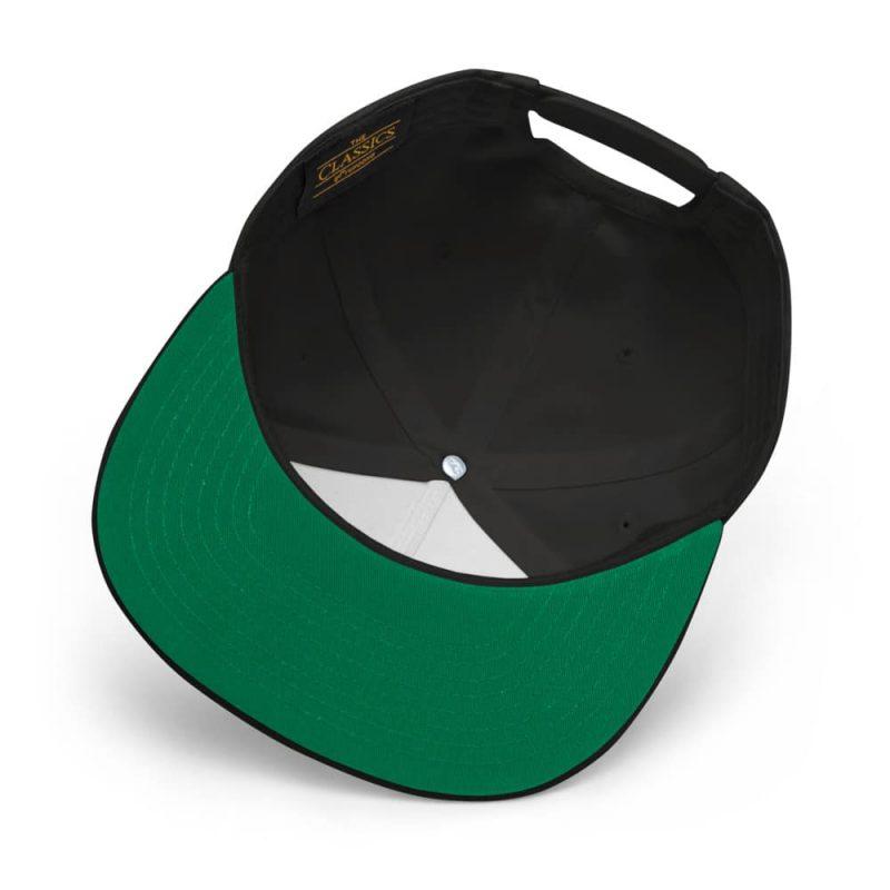 FCK NZS Flat Bill Cap