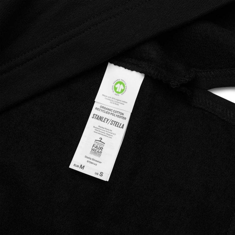 FCK NZS Organic Hoodie Dress