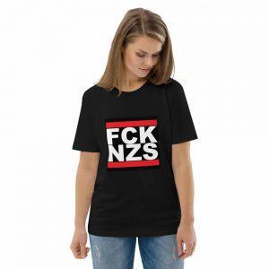 FCK NZS Unisex Organic Cotton T-shirt
