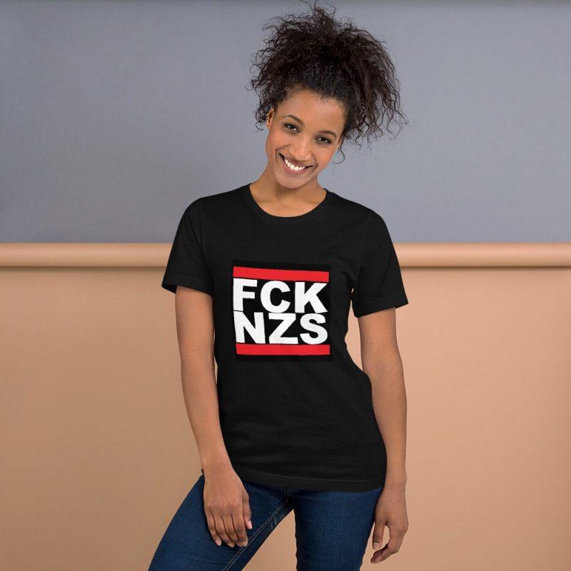 FCK NZS Short-Sleeve Unisex T-Shirt