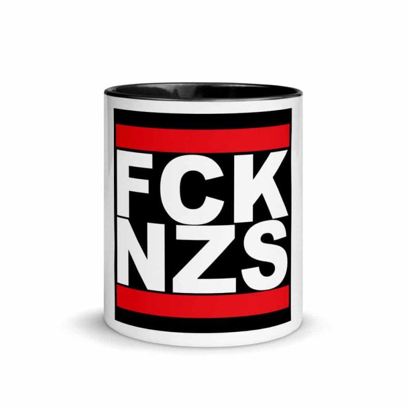 FCK NZS Mug with Color Inside
