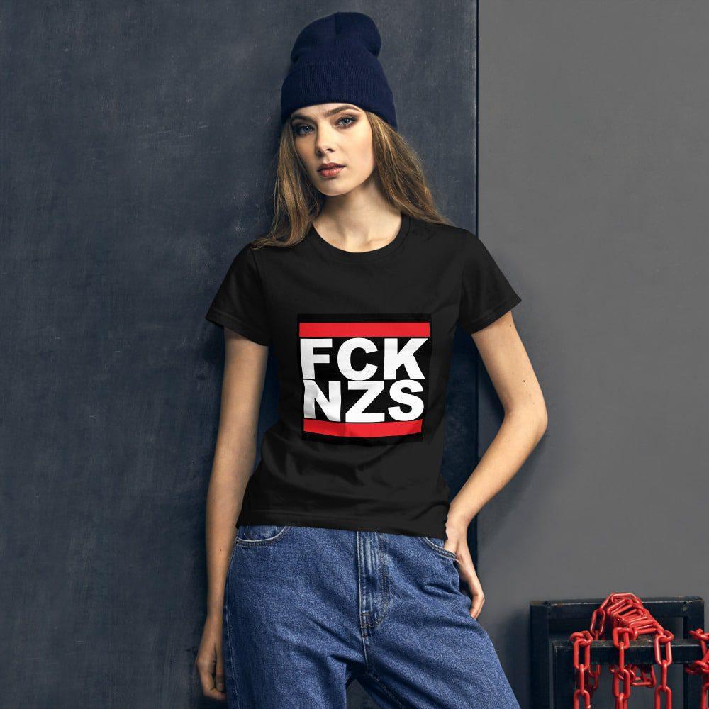 FCK NZS Women's Short Sleeve T-shirt