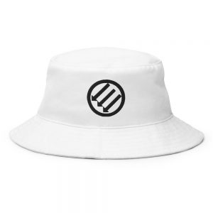 Antifa Iron Front 3 Arrows Bucket Hat
