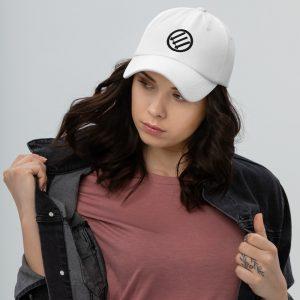 Antifa Iron Front 3 Arrows Dad Hat