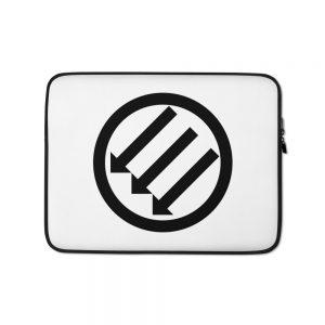 Antifa Iron Front 3 Arrows Laptop Sleeve