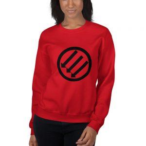 Antifa Iron Front 3 Arrows Unisex Sweatshirt