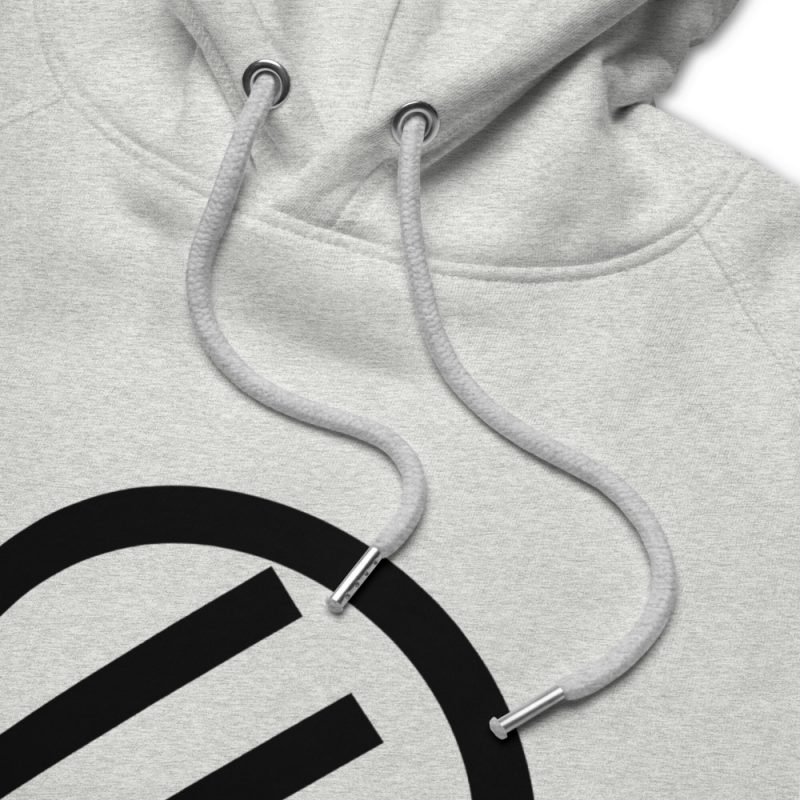 Antifa Iron Front 3 Arrows Organic Unisex Pullover Hoodie