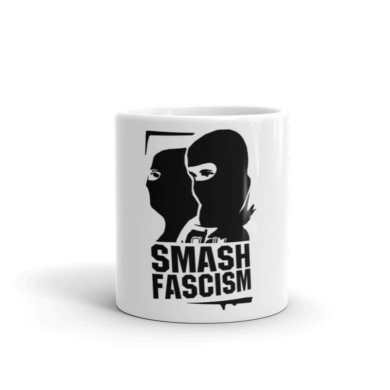 Smash Fascism Mug