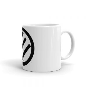 Antifa Iron Front 3 Arrows Mug