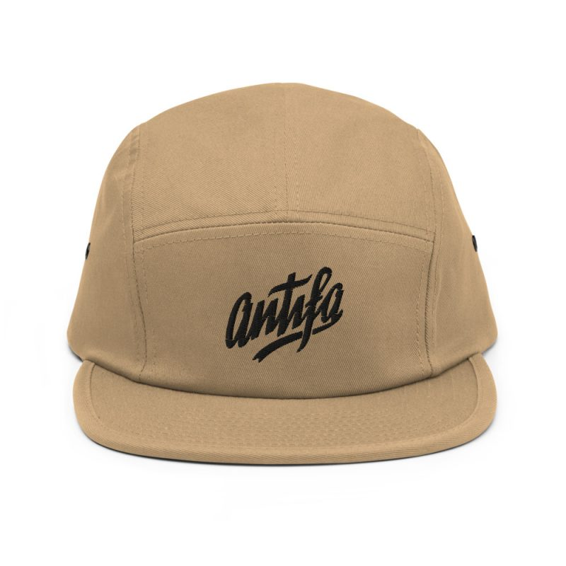 Antifa Five Panel Cap