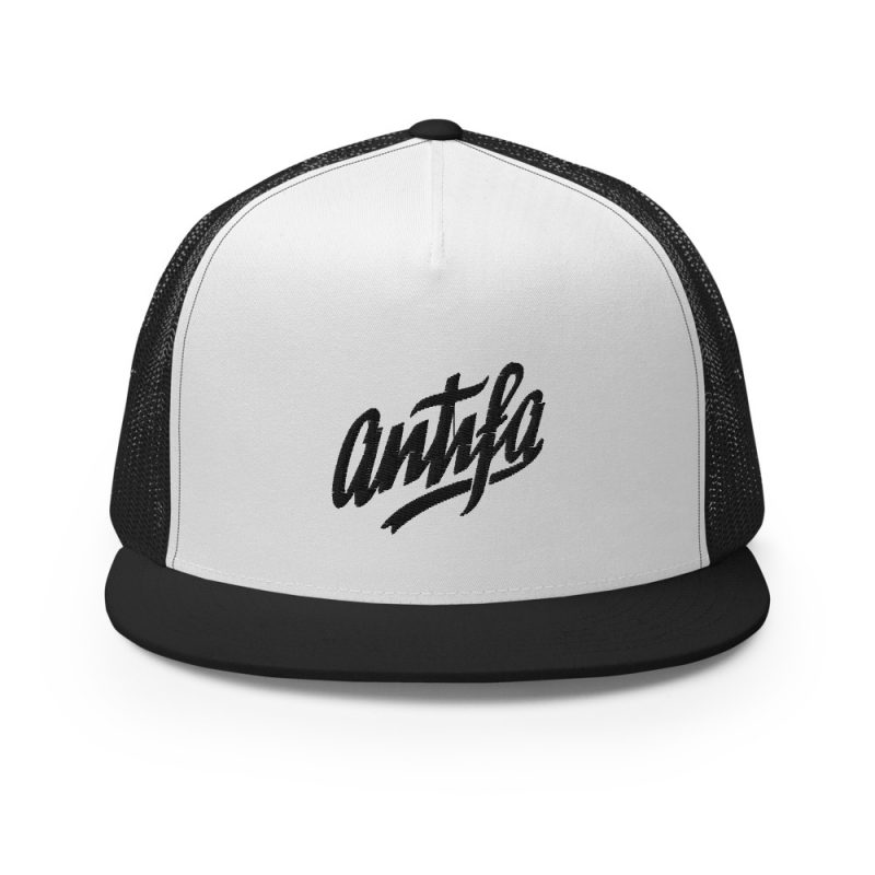 Antifa Trucker Cap