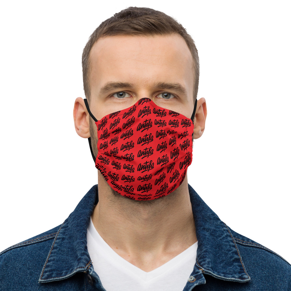 Antifa Premium Face Mask