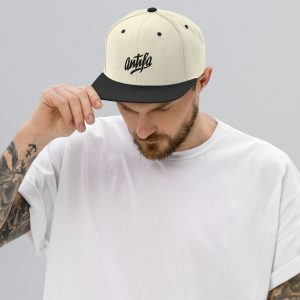 Antifa Snapback Hat