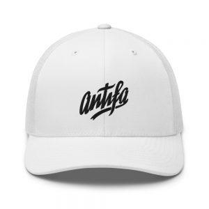 Antifa Retro Trucker Cap