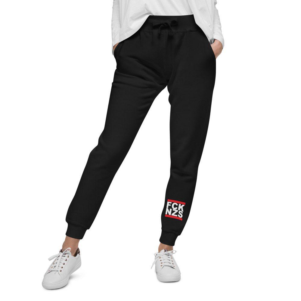FCK NZS Unisex Fleece Sweatpants Joggers