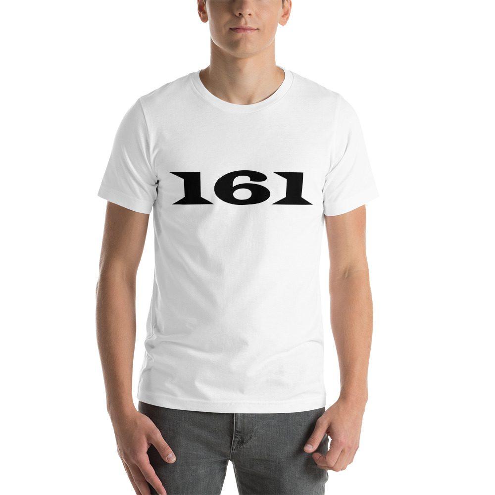 161 Short-Sleeve Unisex T-Shirt