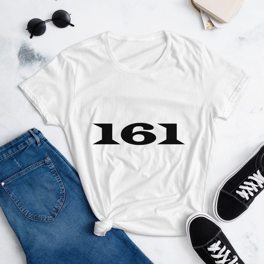 161 Women's Short Sleeve T-shirt