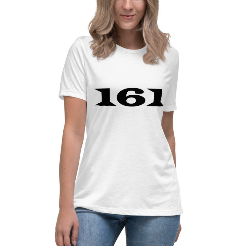 161 Women's Relaxed T-Shirt
