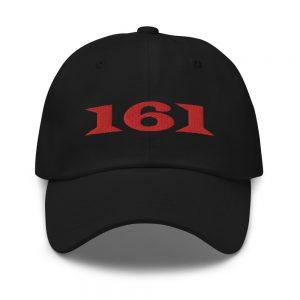 161 Red Dad Hat