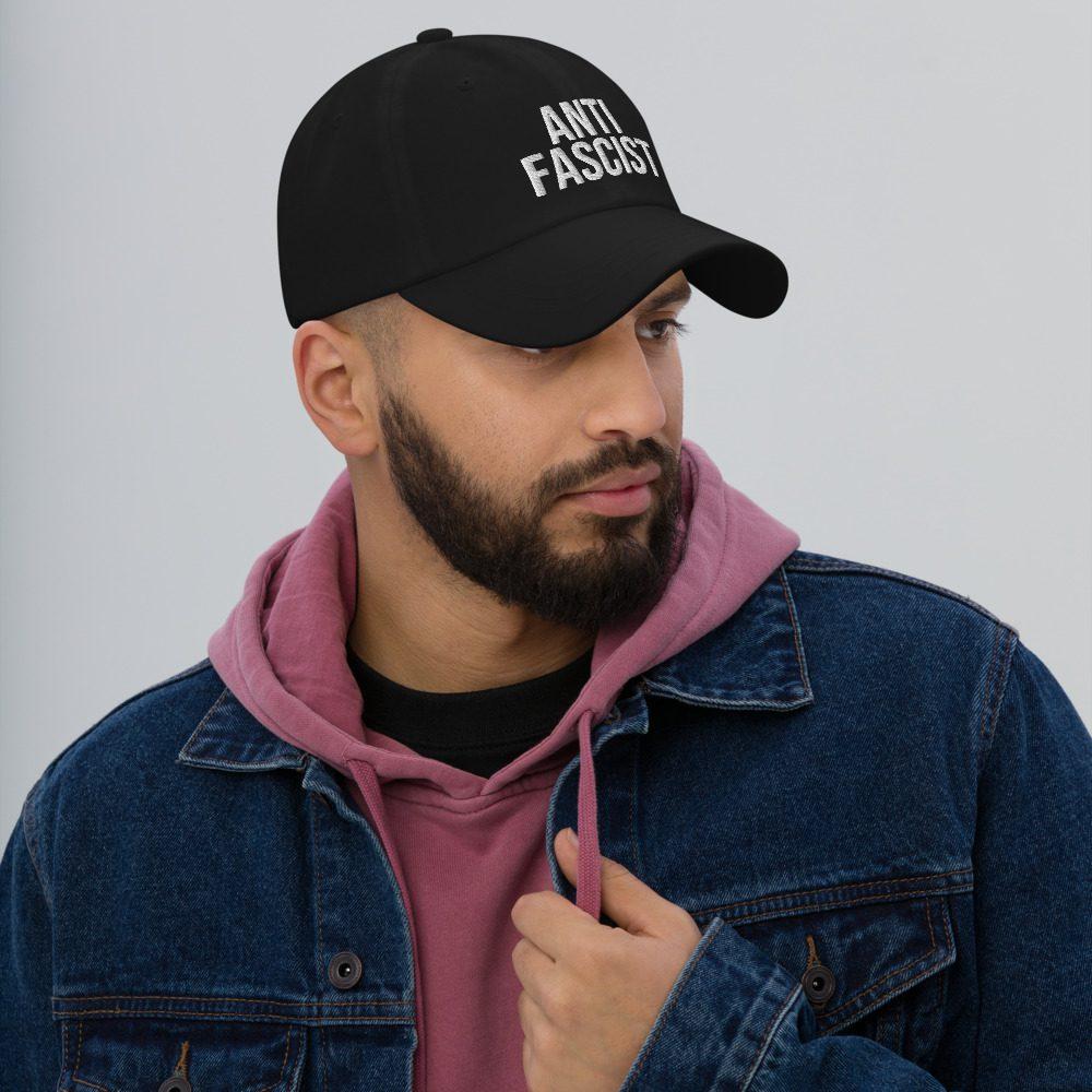 Anti-Fascist Dad Hat