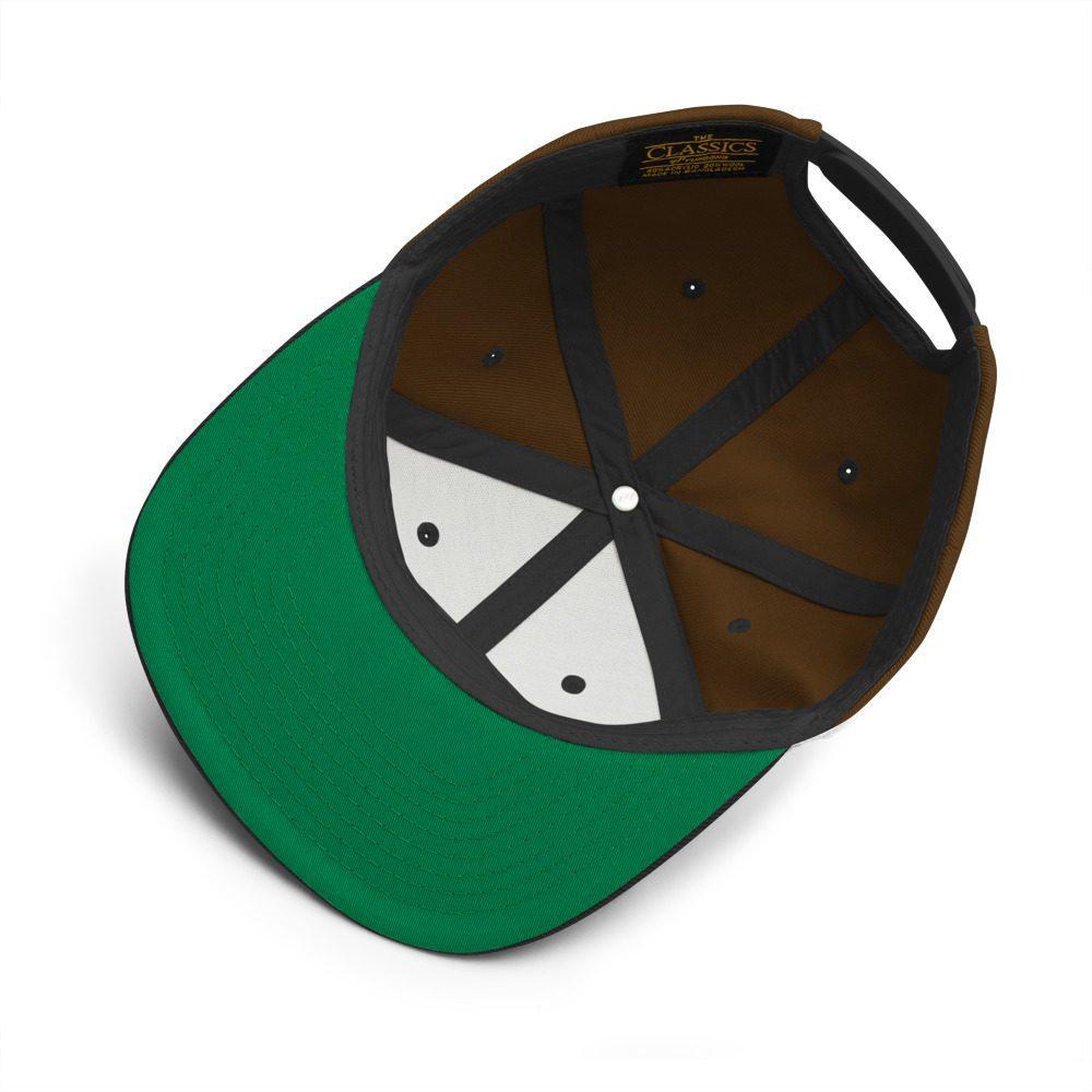 Anti-Fascist Snapback Hat