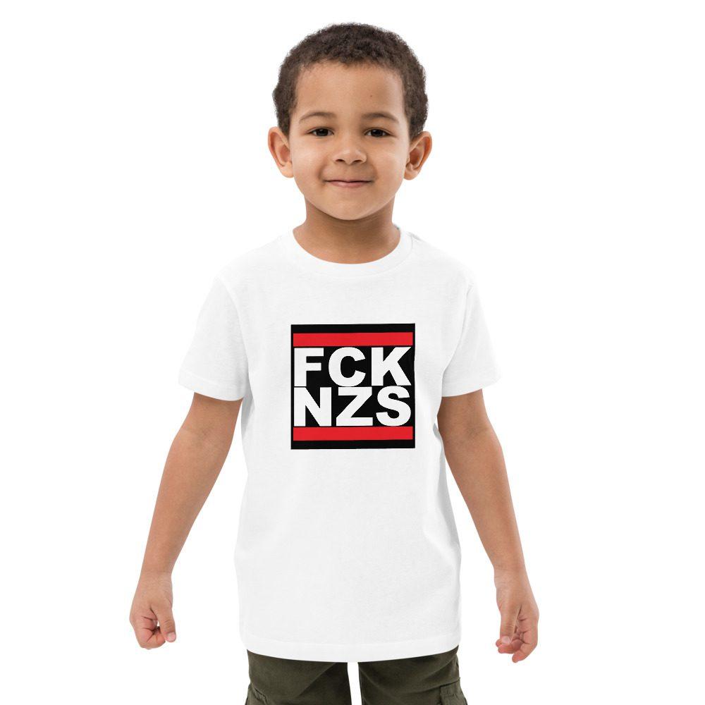 FCK NZS Organic Cotton Kids T-shirt