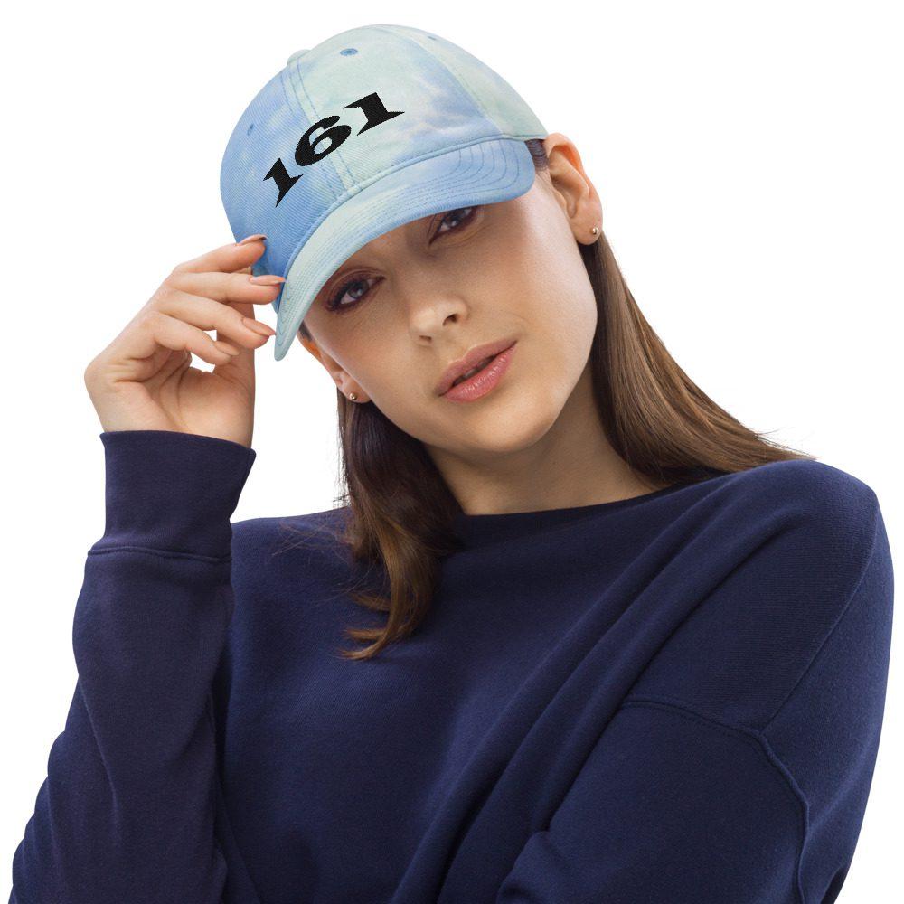 161 Tie Dye Hat