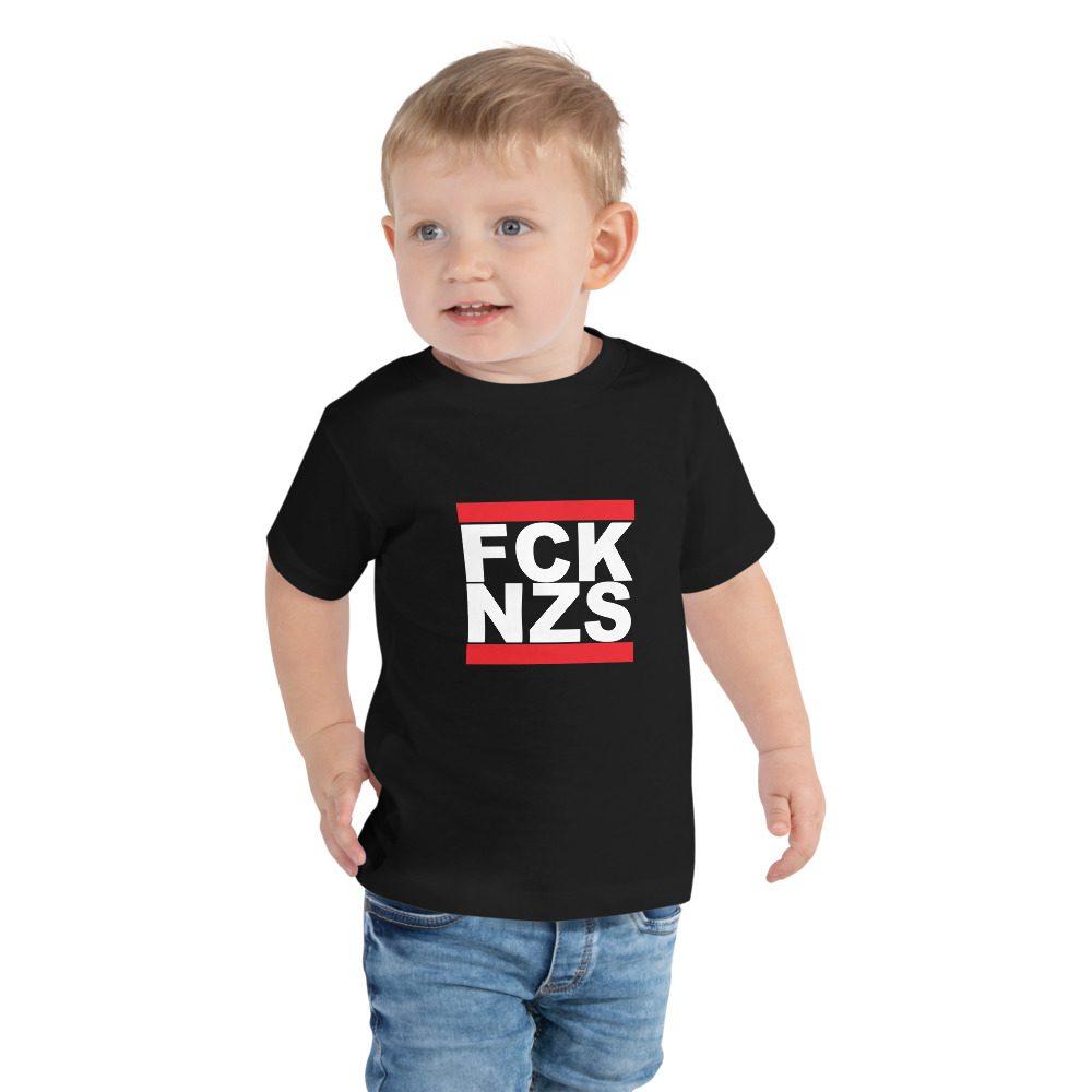FCK NZS Toddler Short Sleeve Tee