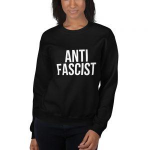 Anti-Fascist Unisex Sweatshirt