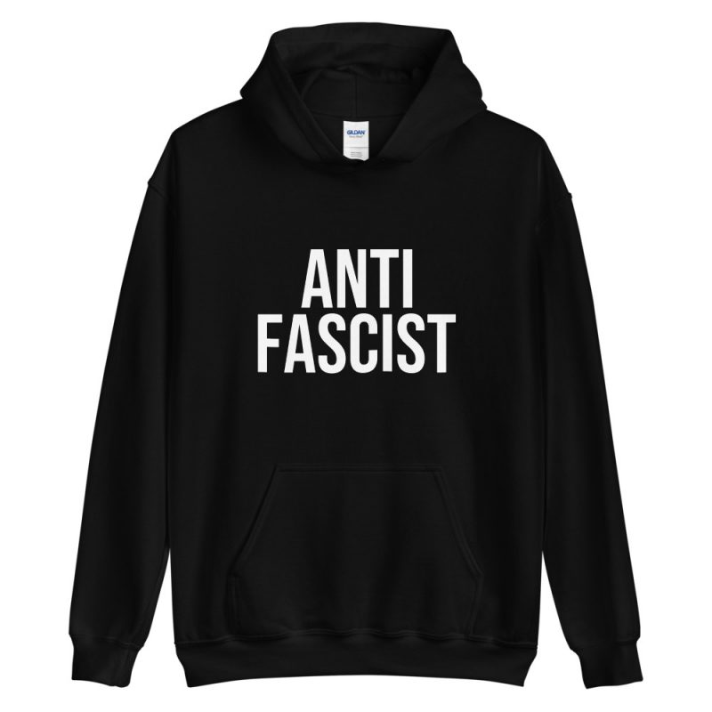 Anti-Fascist Unisex Hoodie