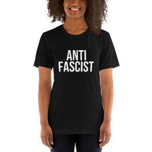 Anti-Fascist Short-Sleeve Unisex T-Shirt