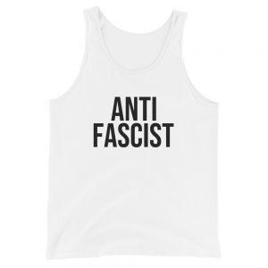 Anti-Fascist Unisex Tank Top/Vest
