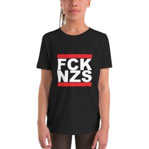 FCK NZS Youth Short Sleeve T-Shirt