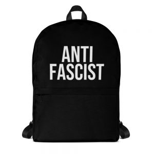Anti-Fascist Backpack