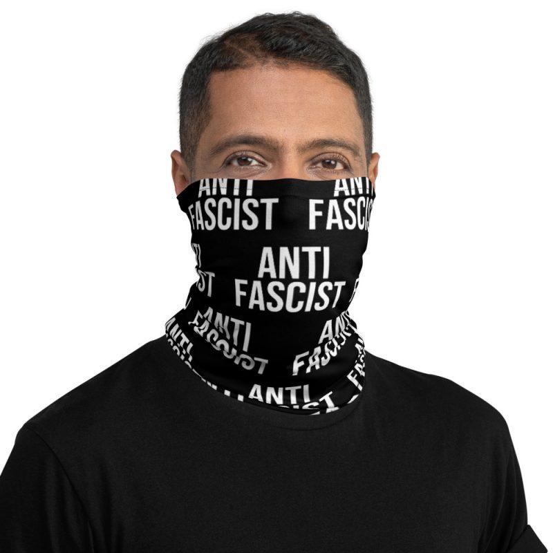 Anti-Fascist Neck Gaiter