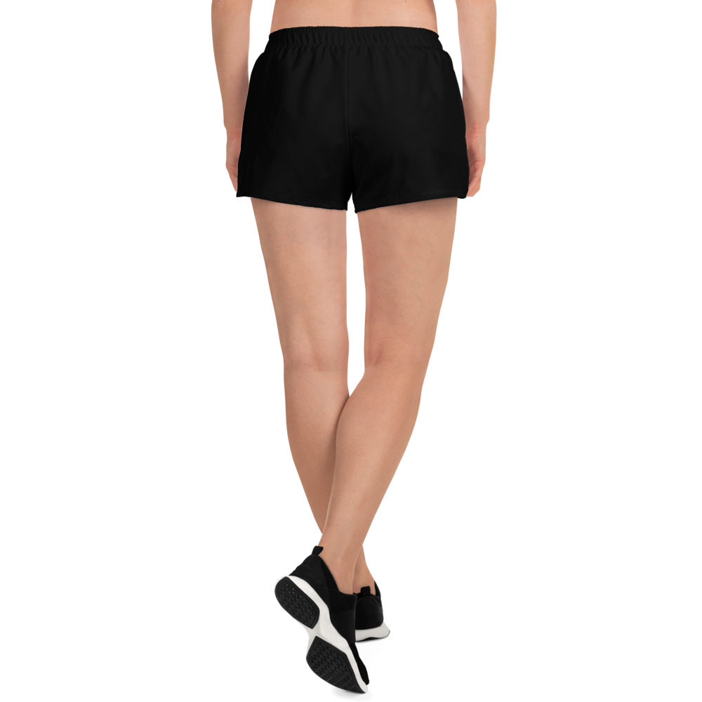 Antifa Black Women's Shorts