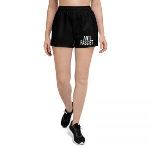 Anti-Fascist Women's Shorts