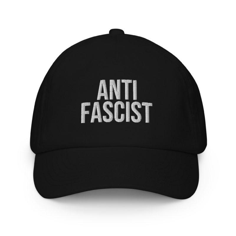 Anti-Fascist Kids Cap