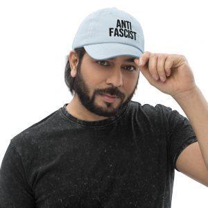 Anti-Fascist Pastel Baseball Hat