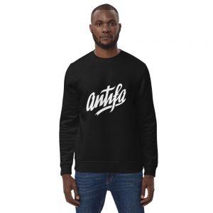 Antifa Unisex Organic Sweatshirt