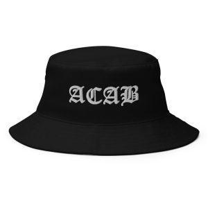 ACAB Bucket Hat