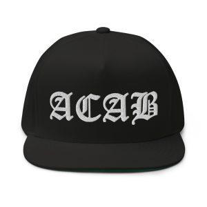 ACAB Flat Bill Cap