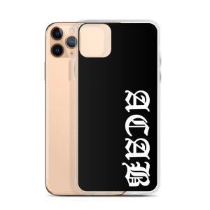 ACAB iPhone Case