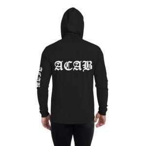 ACAB Unisex Zip Hoodie