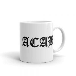 ACAB Glossy Mug